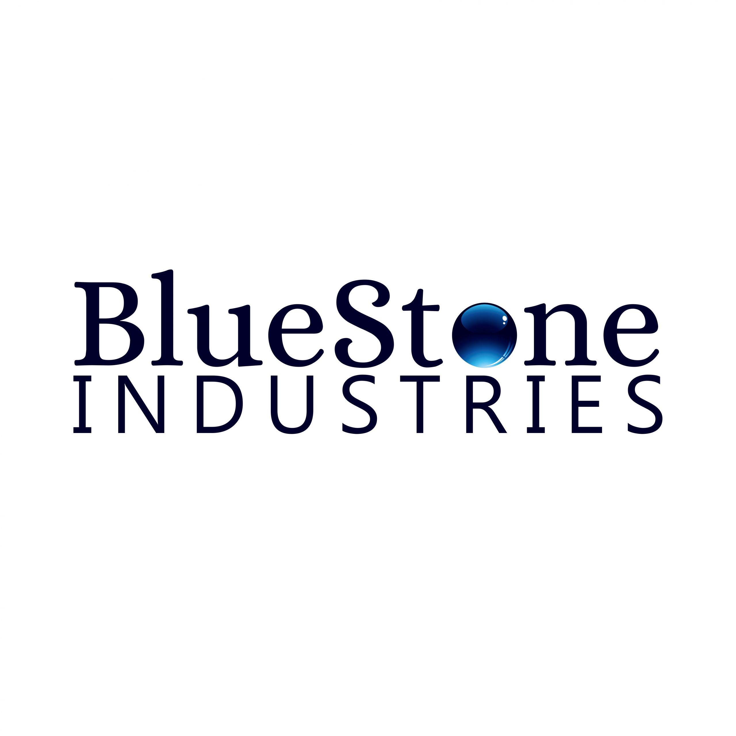 Blue Stone New Logo